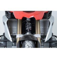 Protection de Radiateur Inox R&G pour BMW R1200GS (13-16)