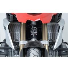 Protection de Radiateur Inox R&G pour BMW R1200GS (13-16)