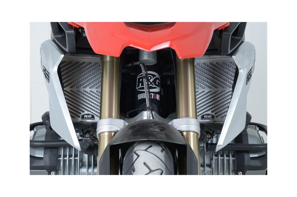 Protection De Radiateur Inox R&G BMW R1200GS 13-15