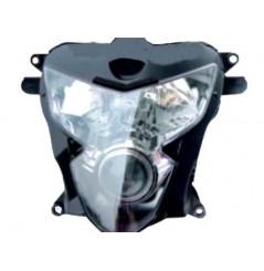Optique Avant Type Origine Moto pour Suzuki GSXR 600 - 750 04-05