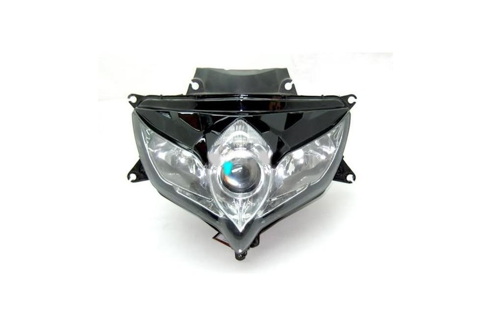 Optique Avant Type Origine Moto pour Suzuki GSXR 600 - 750 08-09