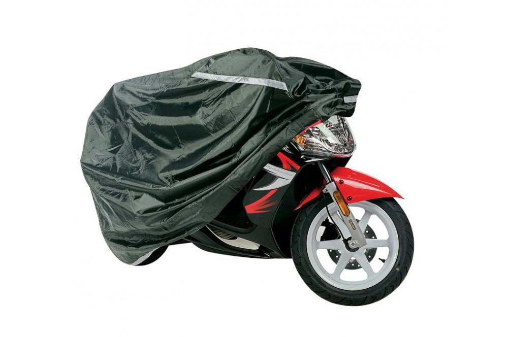 Housse Moto MAD Rain pour Moto de 125 à 750cc (M)