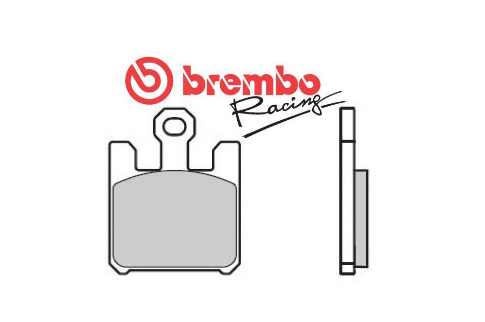 Plaquette de frein Racing Brembo 07SU26RC