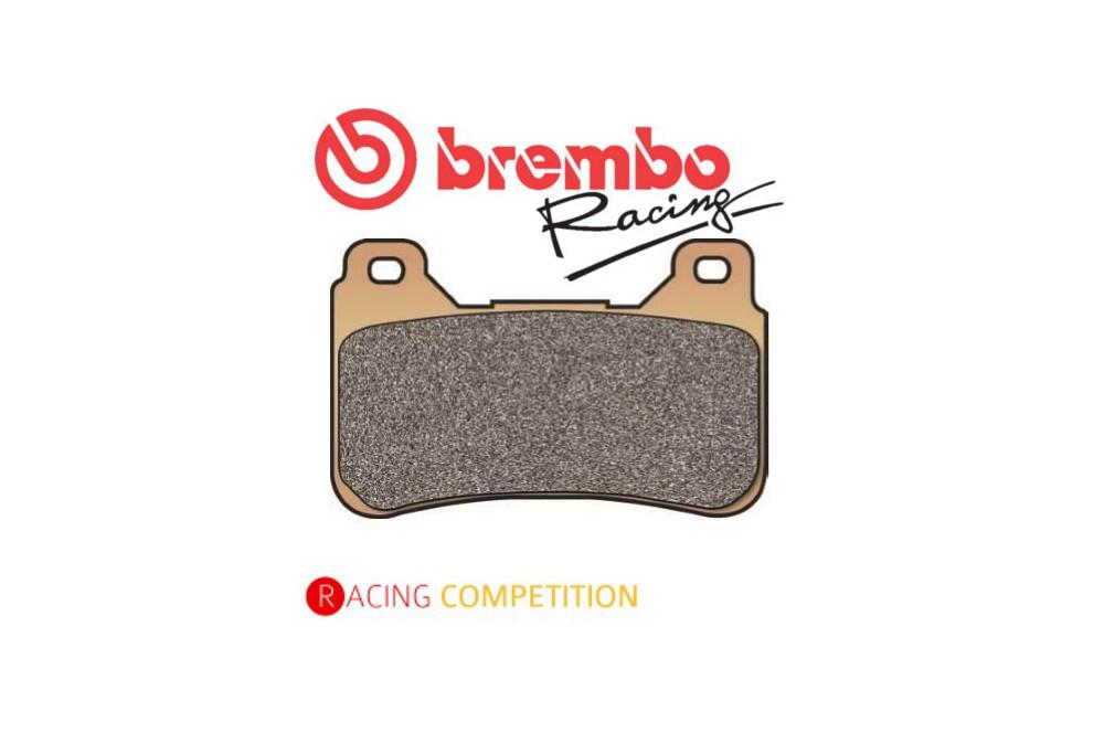 Plaquette de frein compétition Brembo Z04 M488