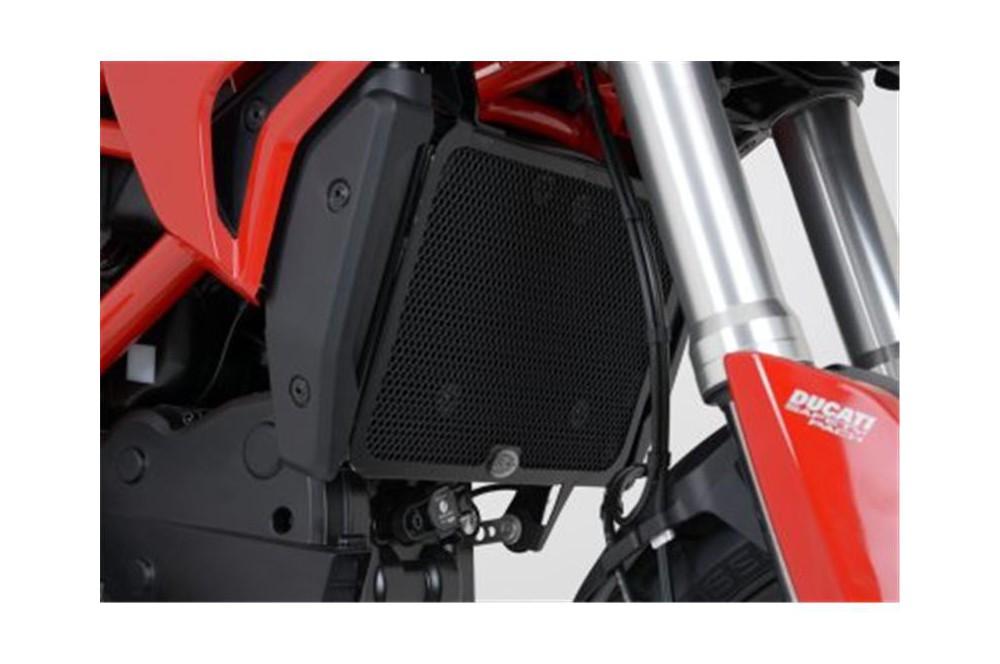 Protection De Radiateur R&G Hypermotard 820 13-14