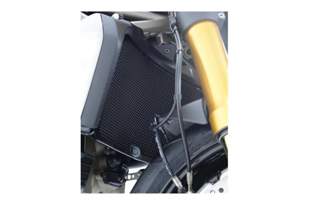 Protection De Radiateur Noir R&G Ducati Monster 821 14-15