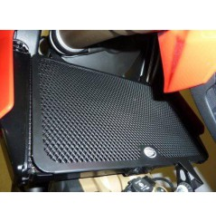 Protection de Radiateur R&G pour 1200 Multistrada (10-14)
