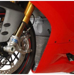 Protection de Radiateur R&G pour 1199 Panigale (12-16)