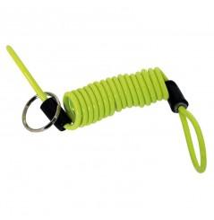 Cable de rappel pour antivol moto