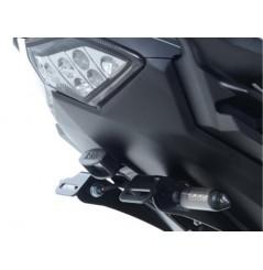 Support De Plaque Moto R&G pour Versys 650 (15-16)