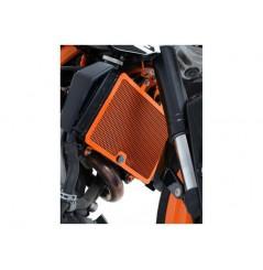 Protection de Radiateur Orange R&G pour RC 125 et 200