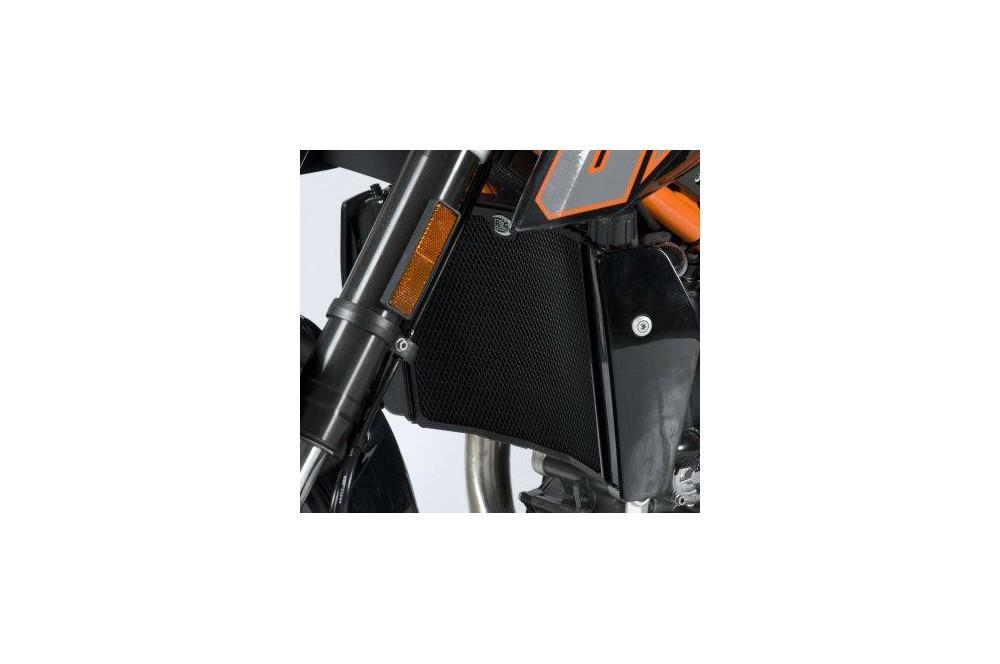Protection de Radiateur R&G pour Duke 690 et R 12-15