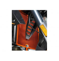 Protection de Radiateur Orange R&G pour Adventure 990 05-07
