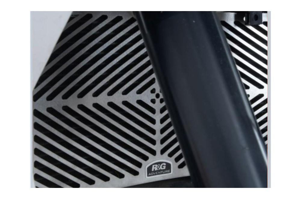 Protection de Radiateur Inox R&G pour 1290 Super Duke 14-15