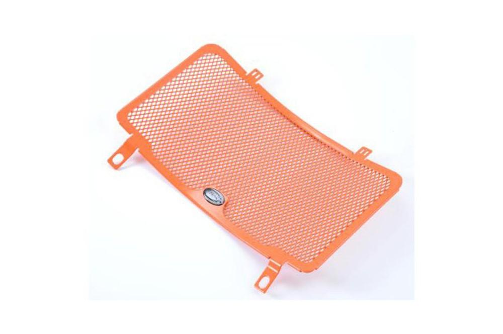 Protection de Radiateur Orange R&G pour 1290 Super Duke 14-15
