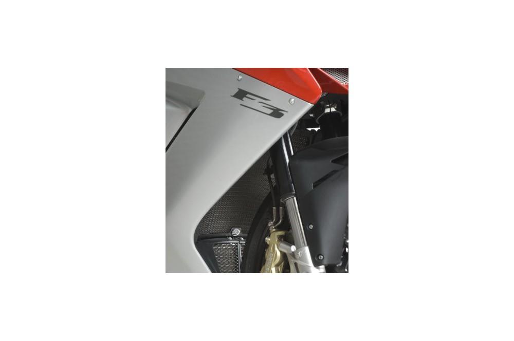 Protection de Radiateur R&G pour MV Agusta F3 12-15