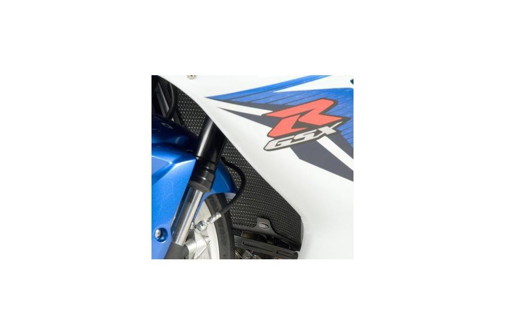 Protection de Radiateur R&G pour GSXR600 06-15