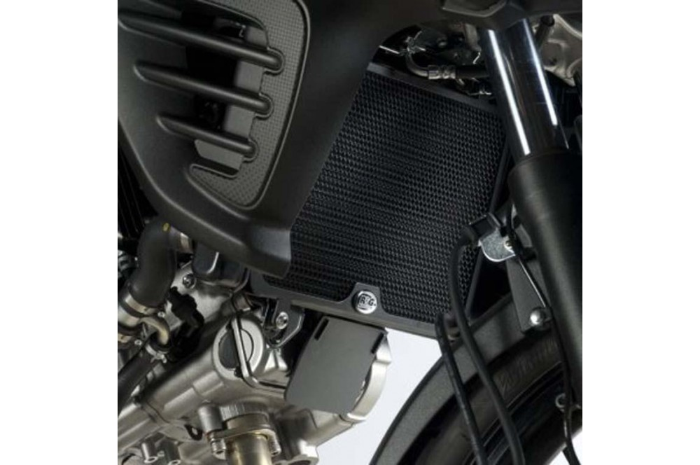 Protection de Radiateur R&G pour V-Strom 650 12-15