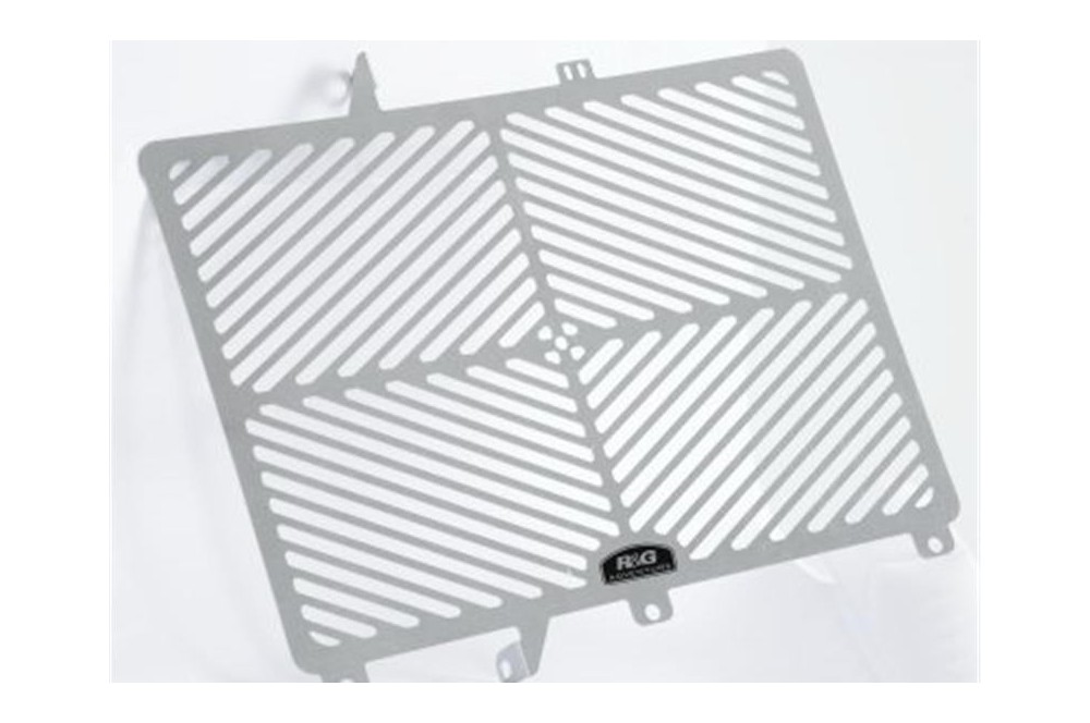 Protection de Radiateur Inox R&G pour V-Strom 650 12-15