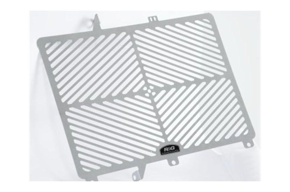 Protection de Radiateur Inox R&G pour V-Strom 1000 03-13