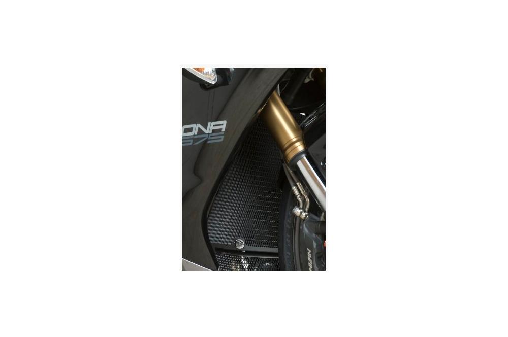 Protection de Radiateur R&G pour Daytona 675 13-15