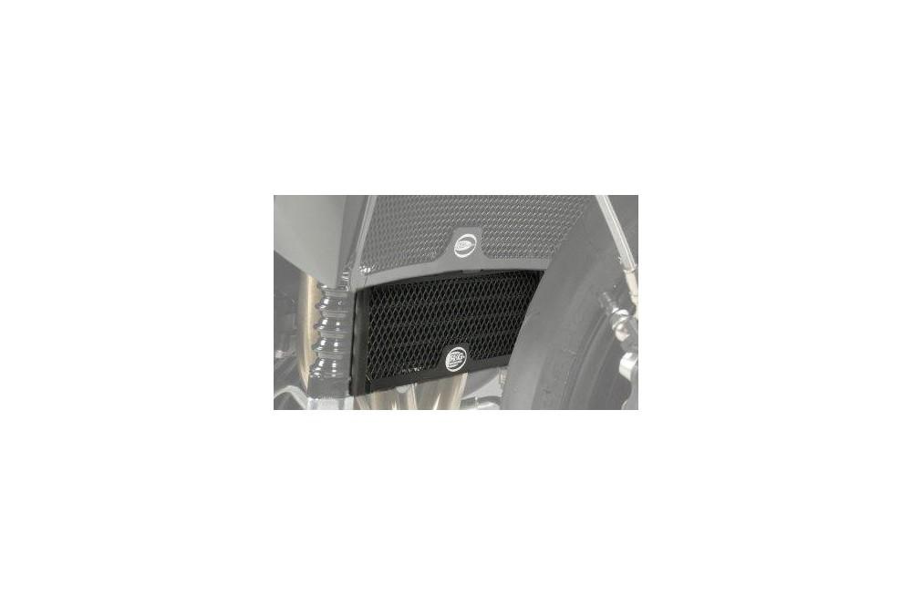 Protection de Radiateur d'Huile R&G pour Speed Triple 1050 11-15