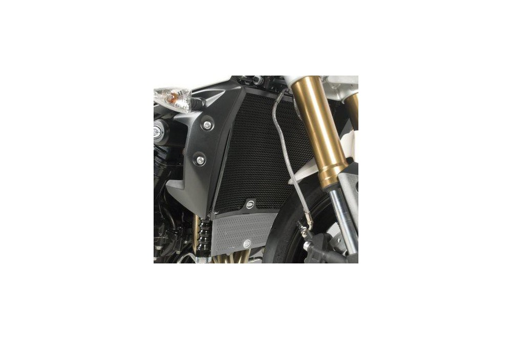 Protection de Radiateur d'Eau R&G pour Speed Triple 1050 10-15