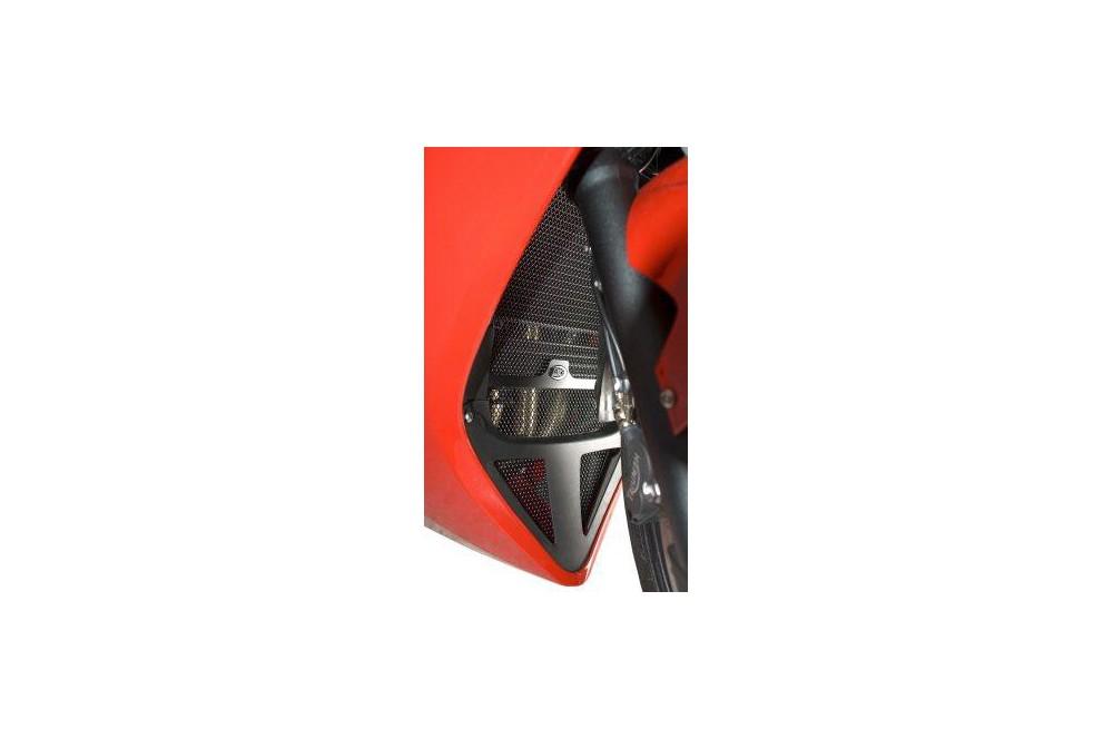 Protection de Radiateur d'Eau et d'Huile R&G pour Sprint 1050 GT et ST 10-15
