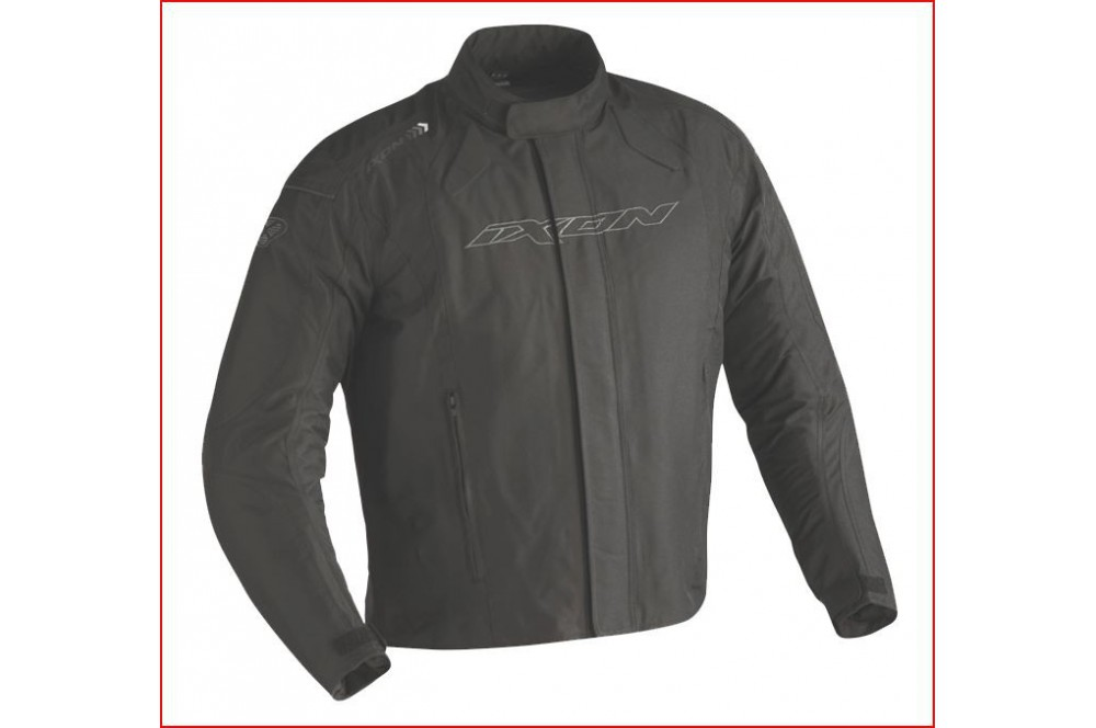 Blouson Racing Ixon Nickel HP Noir