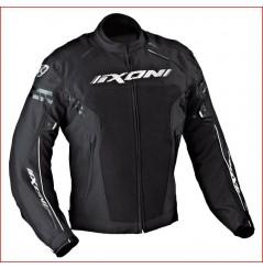 Blouson Moto Ixon MISSILE HP Noir - Gris
