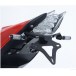 Support De Plaque Noir R&G BMW S1000RR de 2015