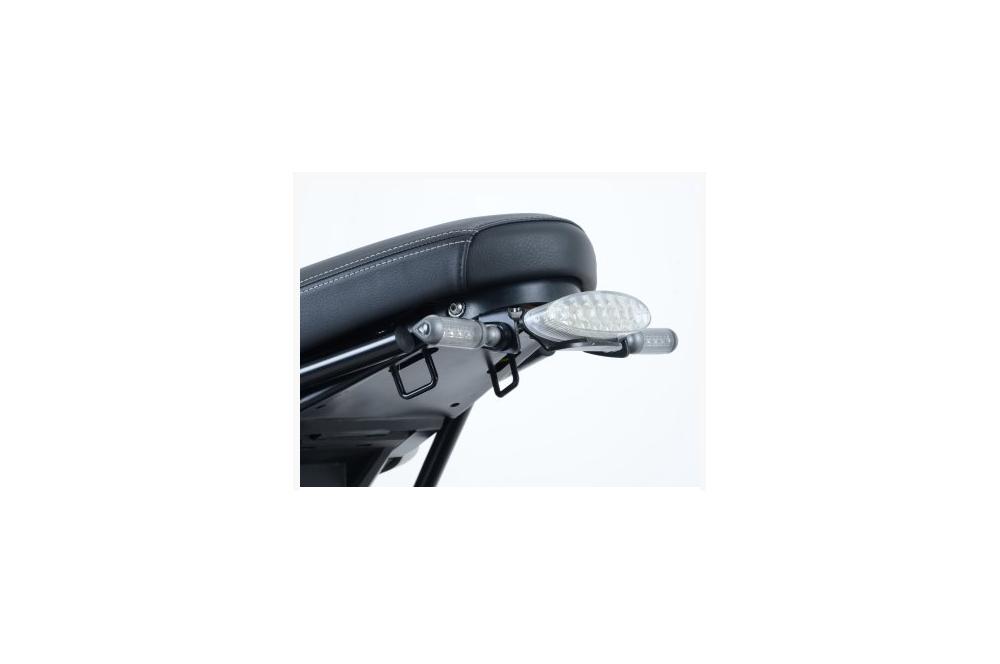 Support De Plaque Noir R&G BMW R-Nine-T 14-15