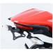 Support De Plaque Noir R&G Ducati 821 Monster 14-15