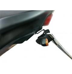 Support de Plaque Moto R&G pour CBR600F et CB650F (14-16)