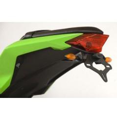 Support De Plaque Moto R&G pour Ninja 300 et Z300 (13-16)