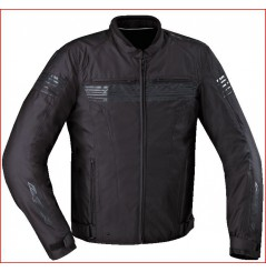Blouson Moto Ixon STRIVER Noir