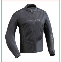 Blouson Moto Ixon ALLOY Noir