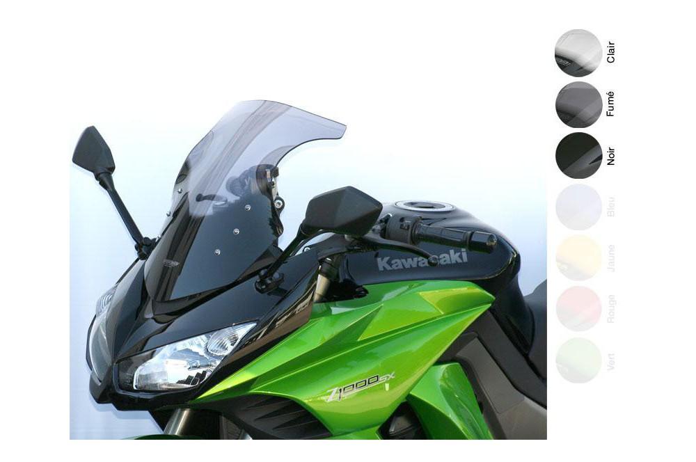 Bulle Tourisme Moto MRA pour Kawasaki Z1000SX 11-15