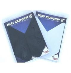 Grip de réservoir autocollant R&G Eazi Grip pour Yamaha YZF R125 (08-16)