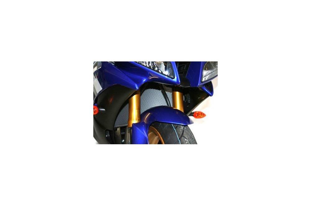 Protection de Radiateur R&G pour YZF R1 07-08
