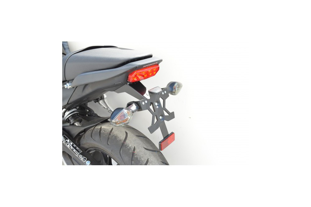 Support de plaque Top Block pour Honda CB650F 14-15