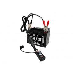 Indicateur de charge BS BT01 pour batterie moto avec fusible