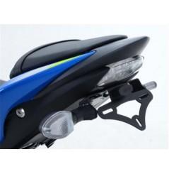 Support de Plaque Moto R&G pour GSX-S 1000 et F (15-16)