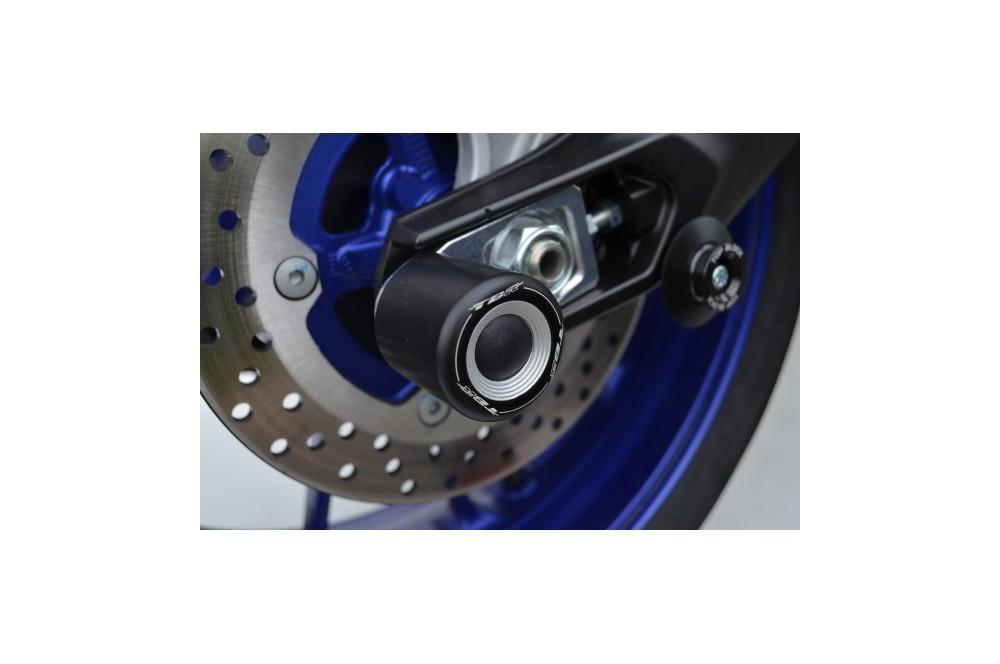 Kit roulettes de roue arrière Top Block pour MT-09