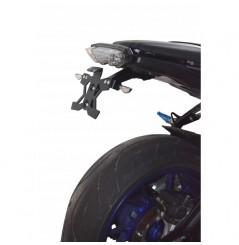 Support de plaque Top Block pour Yamaha MT09 (14-15)
