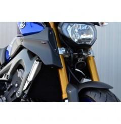 Écopes de radiateur Top Block pour Yamaha MT09 (14-16)