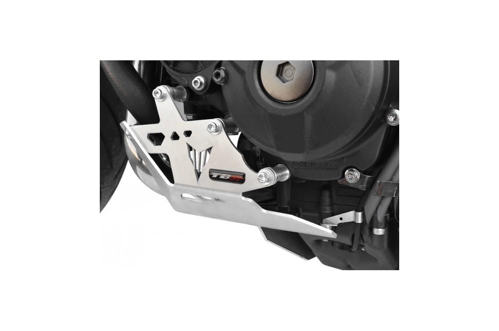 Sabot moteur Top Block pour MT09 Tracer de 2015