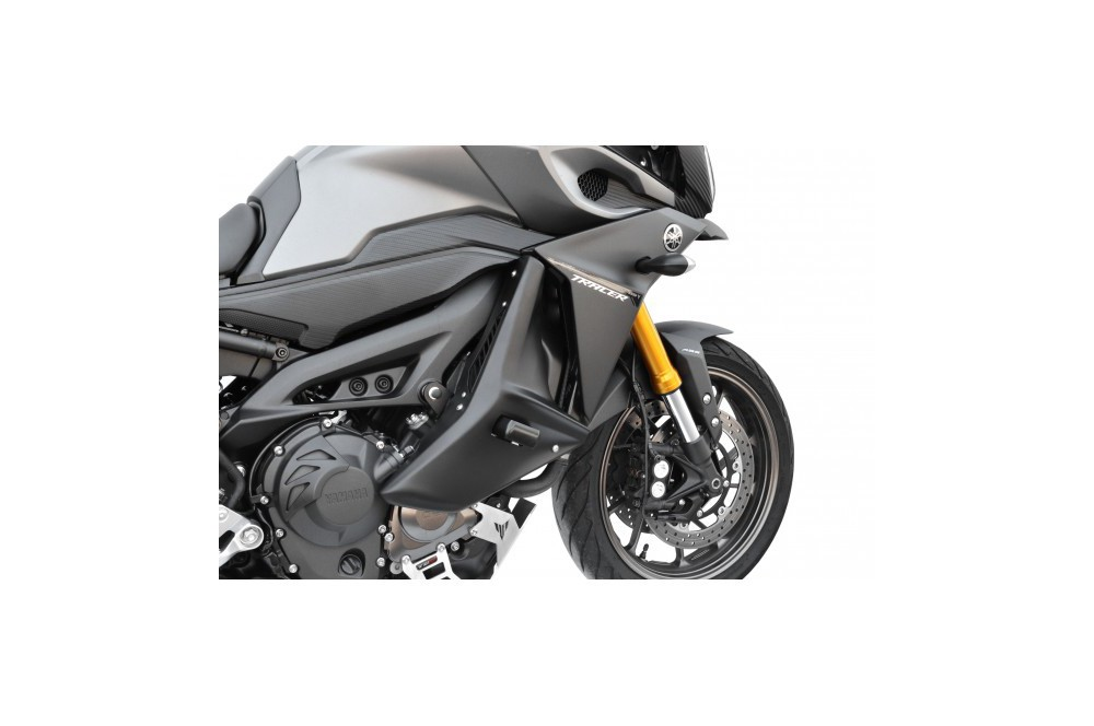 Flanc de Carénage moto Top Block pour Yamaha MT09 Tracer de 2015