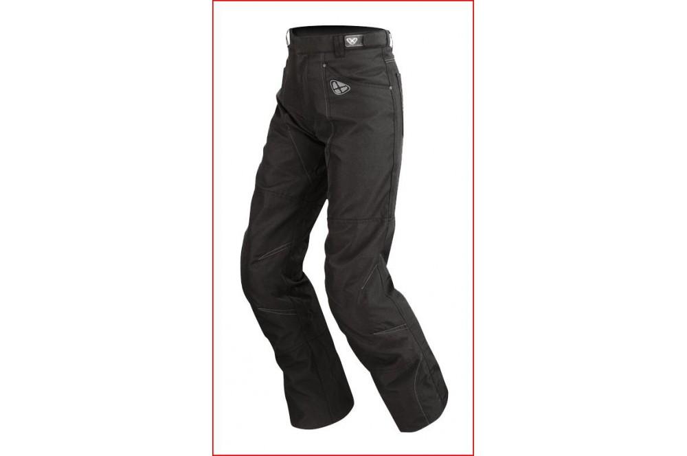 Pantalon Textile Ixon Challenger Noir