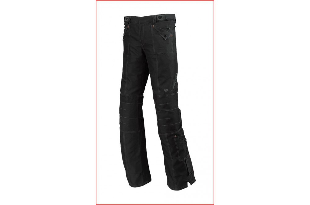 Pantalon Femme Textile Ixon Angelic Noir